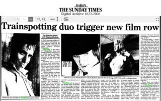 The Sunday Times Digital Archive 1822-2006