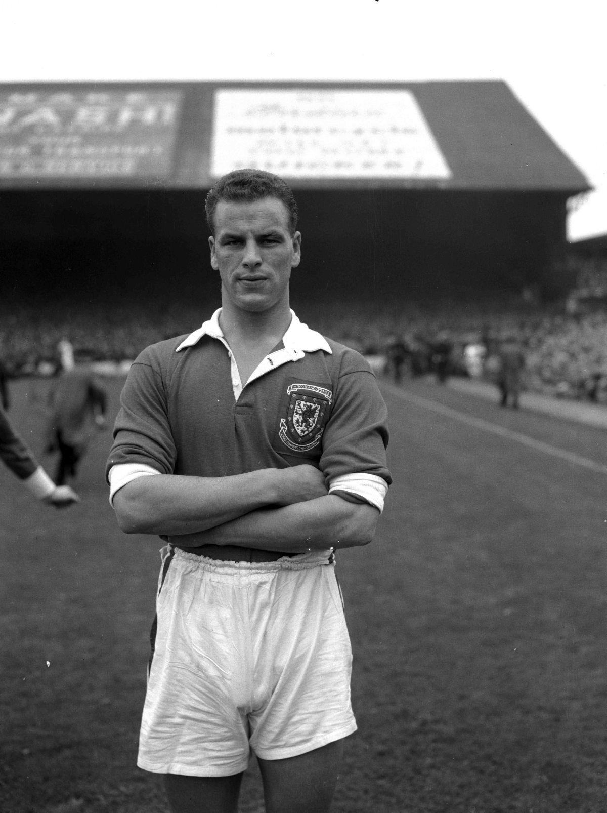 Welsh footballer John Charles / Pêl-droediwr Cymru John Charles