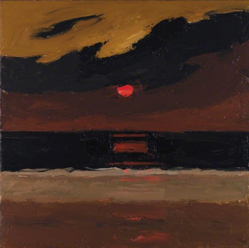 by Kyffin Williams