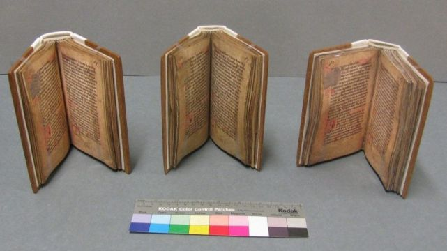 The Boston Manuscript and two facsimiles